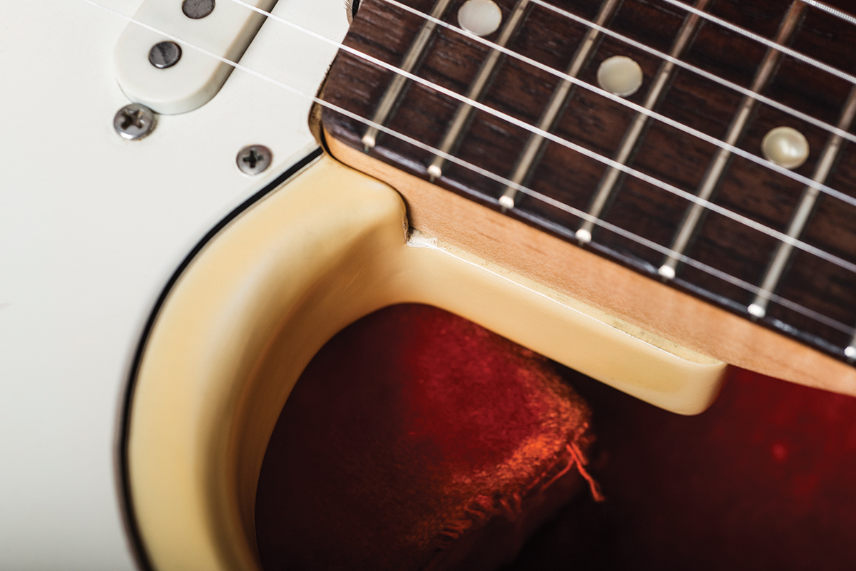 Vintage Bench Test 1970 Fender Stratocaster Blonde Ambition Guitar Input Jack Wiring Ultimately Our Time With This Example Teaches Us That Although Some Things Had Changed Was Still Making Outstanding Guitars At The End Of 1960s