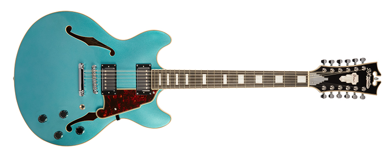 D'Angelico DC 12-string