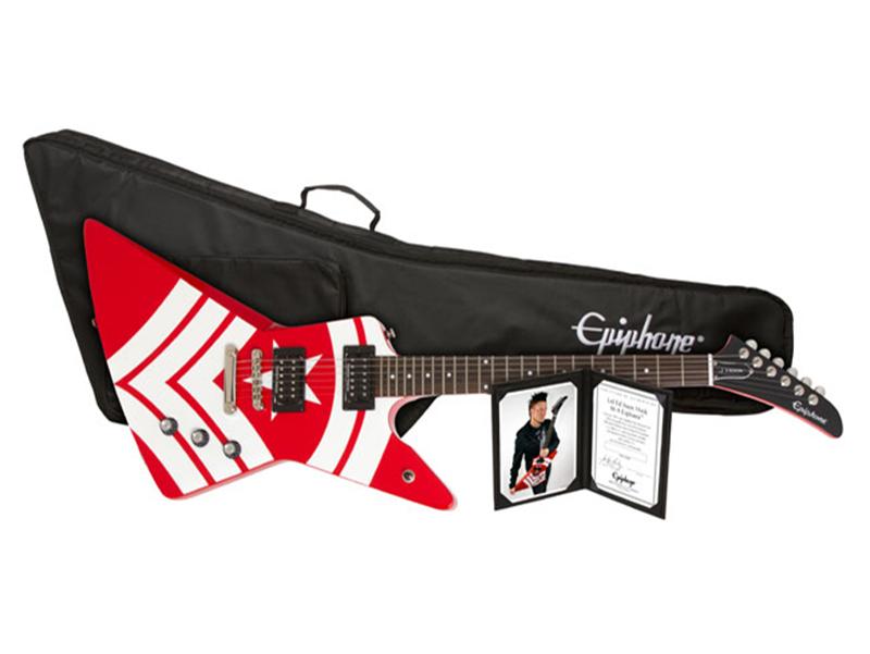 Epiphone releases Jason Hook signature guitar