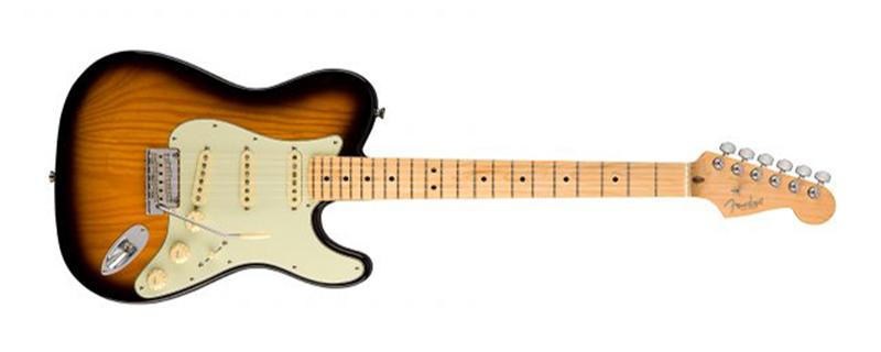 Fender Strat-Tele Hybrid Parallel Universe