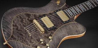 Framus Masterbuilt William DuVall Talisman Signature