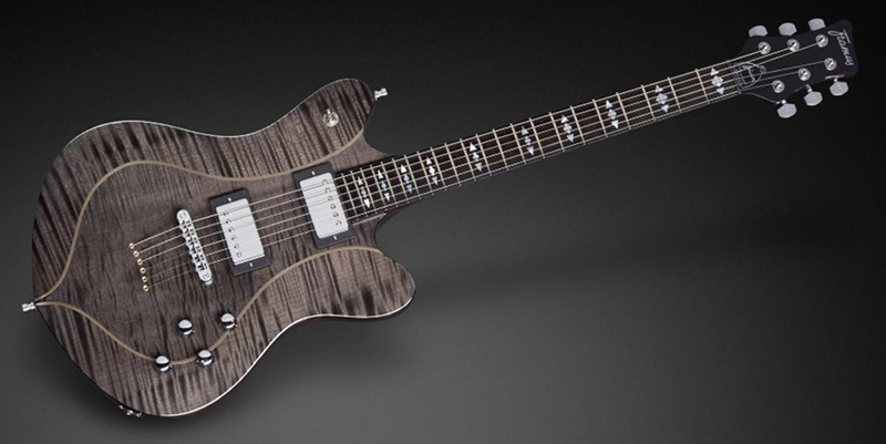 Framus Teambuilt Artist Series William DuVall Talisman