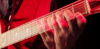 Guitar technique finger strengthening exercise