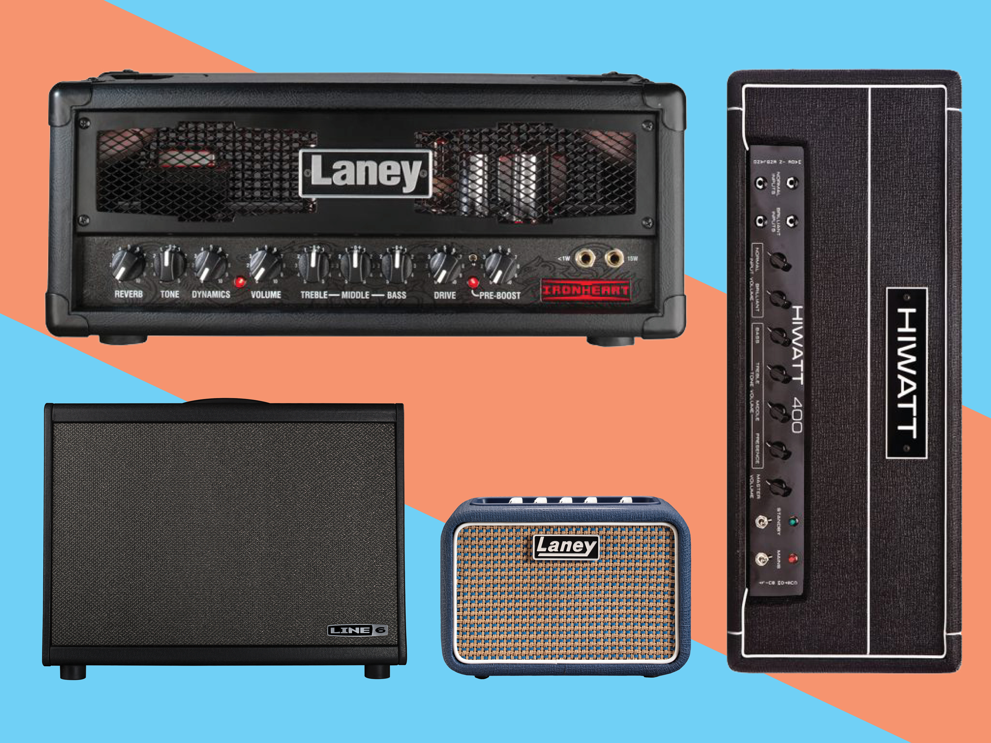 Guitar amplifiers May