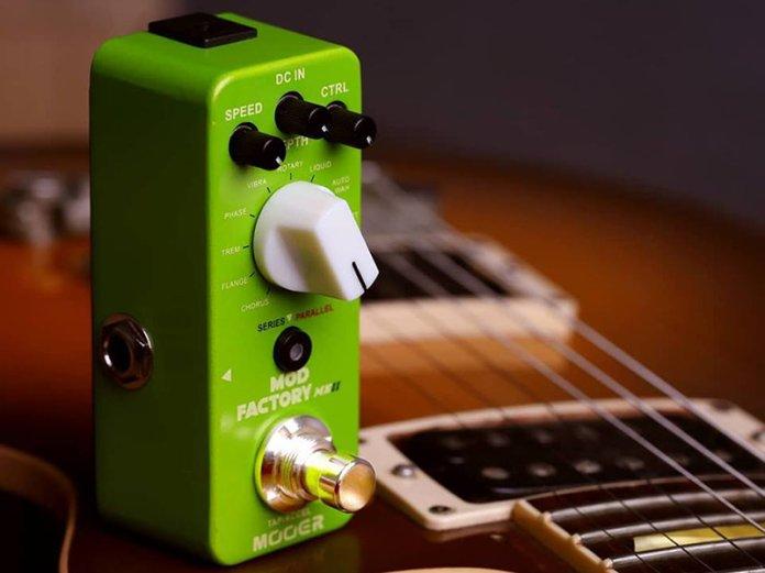 Mooer Audio Mod Factory MKII