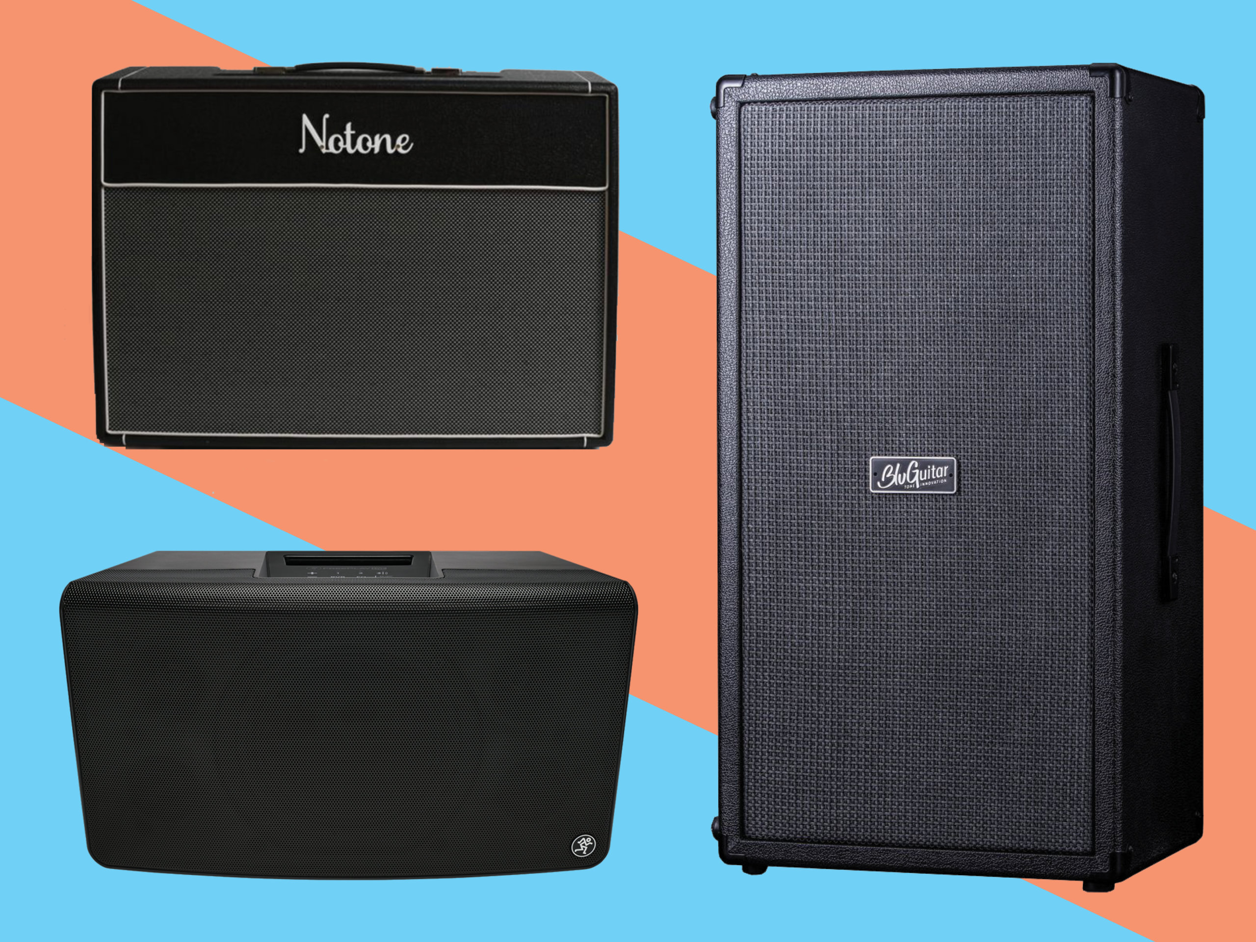 Three new electric guitar amplifiers for June 2018