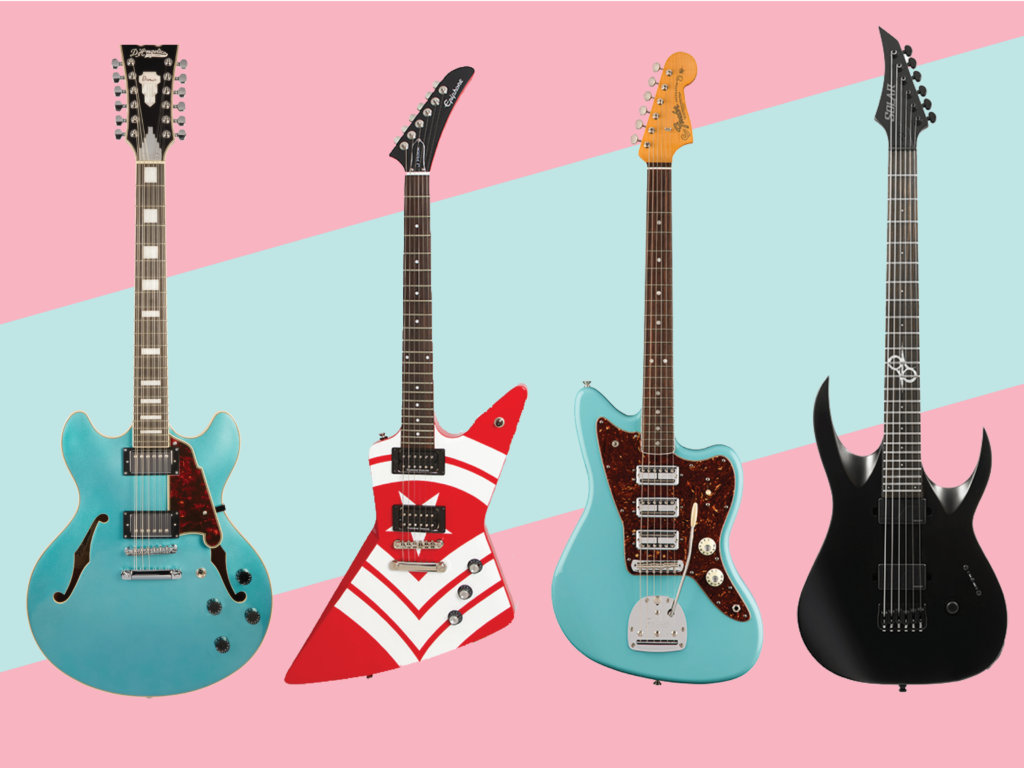 11 new electric and acoustic guitars for june 2018 all things guitar. Black Bedroom Furniture Sets. Home Design Ideas