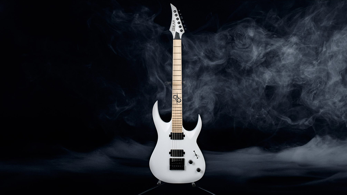 solar guitars adds eight electrics to its roster. Black Bedroom Furniture Sets. Home Design Ideas