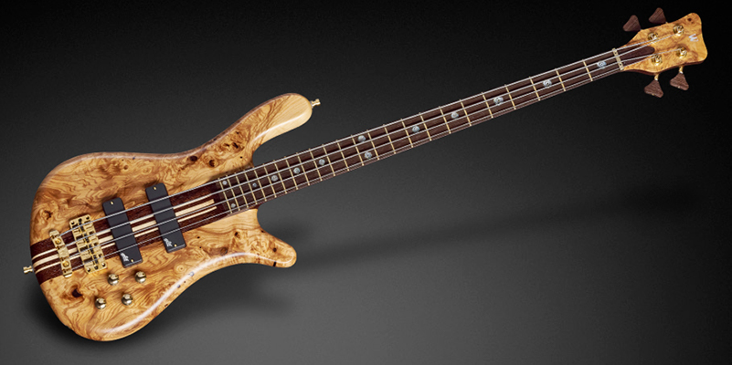 Warwick Masterbuilt Streamer Stage I LTD