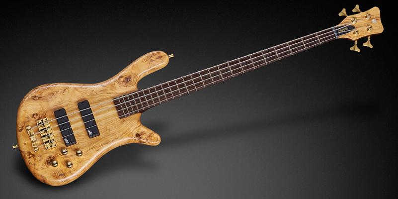 Warwick Teambuilt Pro Series Streamer LX LTD