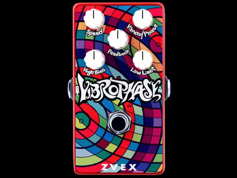 Get psyched for ZVEX's new psychedelic pedal