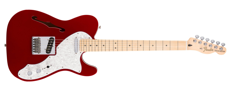Fender Telecaster Thinline Deluxe