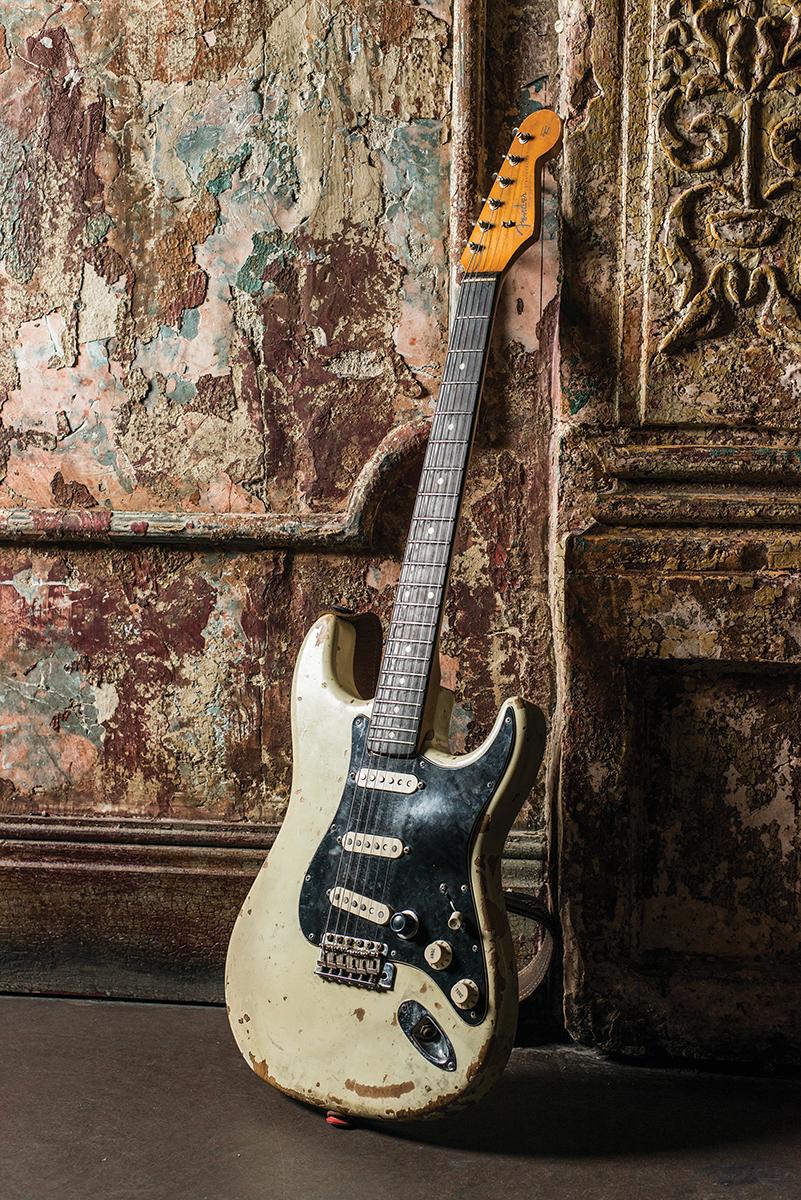 Interview: Jonathan Wilson, Renaissance Man - Guitar com