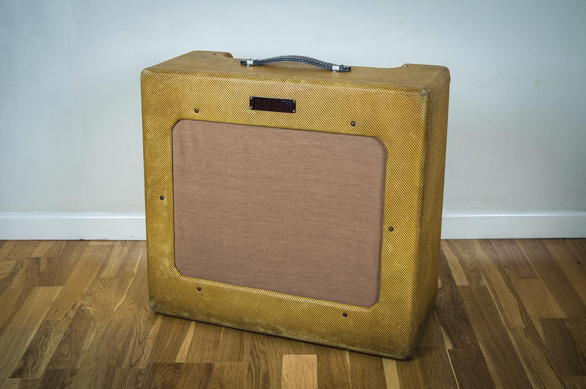 DIY Workshop: Fender Tweed Pro Restoration - Guitar.com ... on