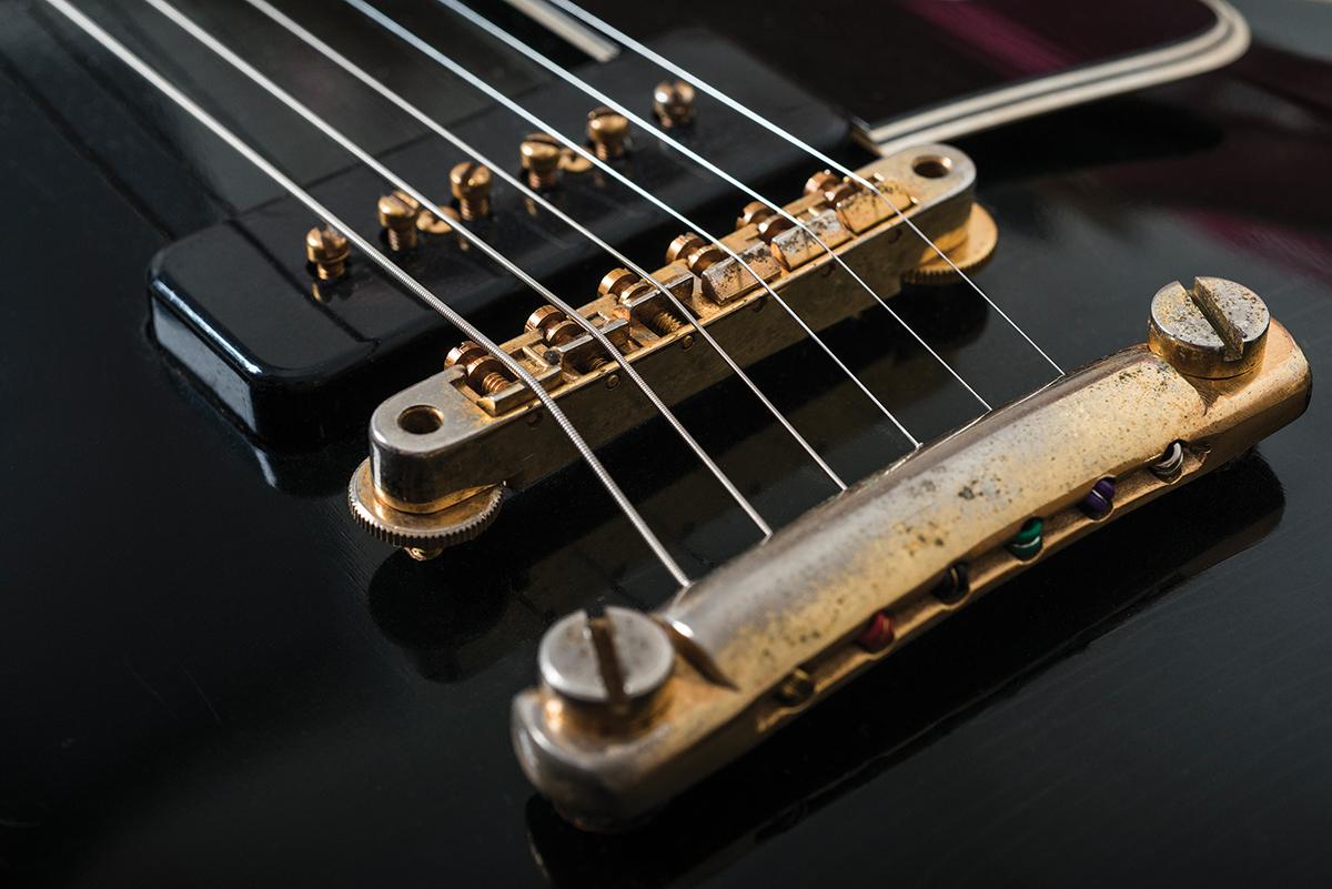 Vintage Bench Test: 1956 Gibson Les Paul Custom - Custom Fit