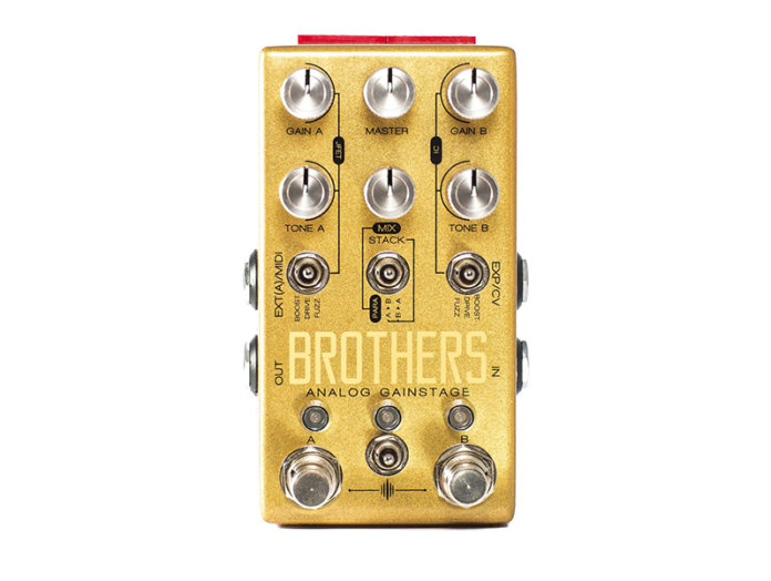 Chase Bliss Audio Brothers Distortion Overdrive