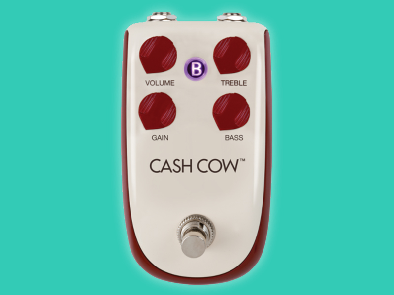 Danelectro releases Cash Cow distortion