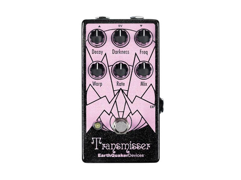 EarthQuaker Devices Transmisser Reverb pedal