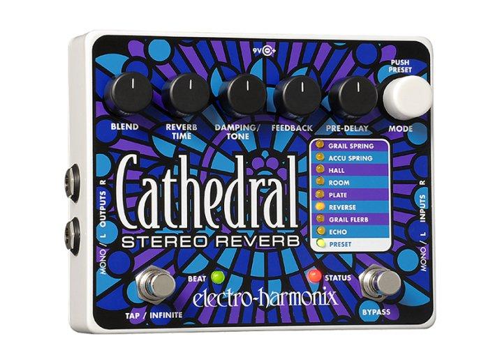 Electro-Harmonix Cathedral Reverb