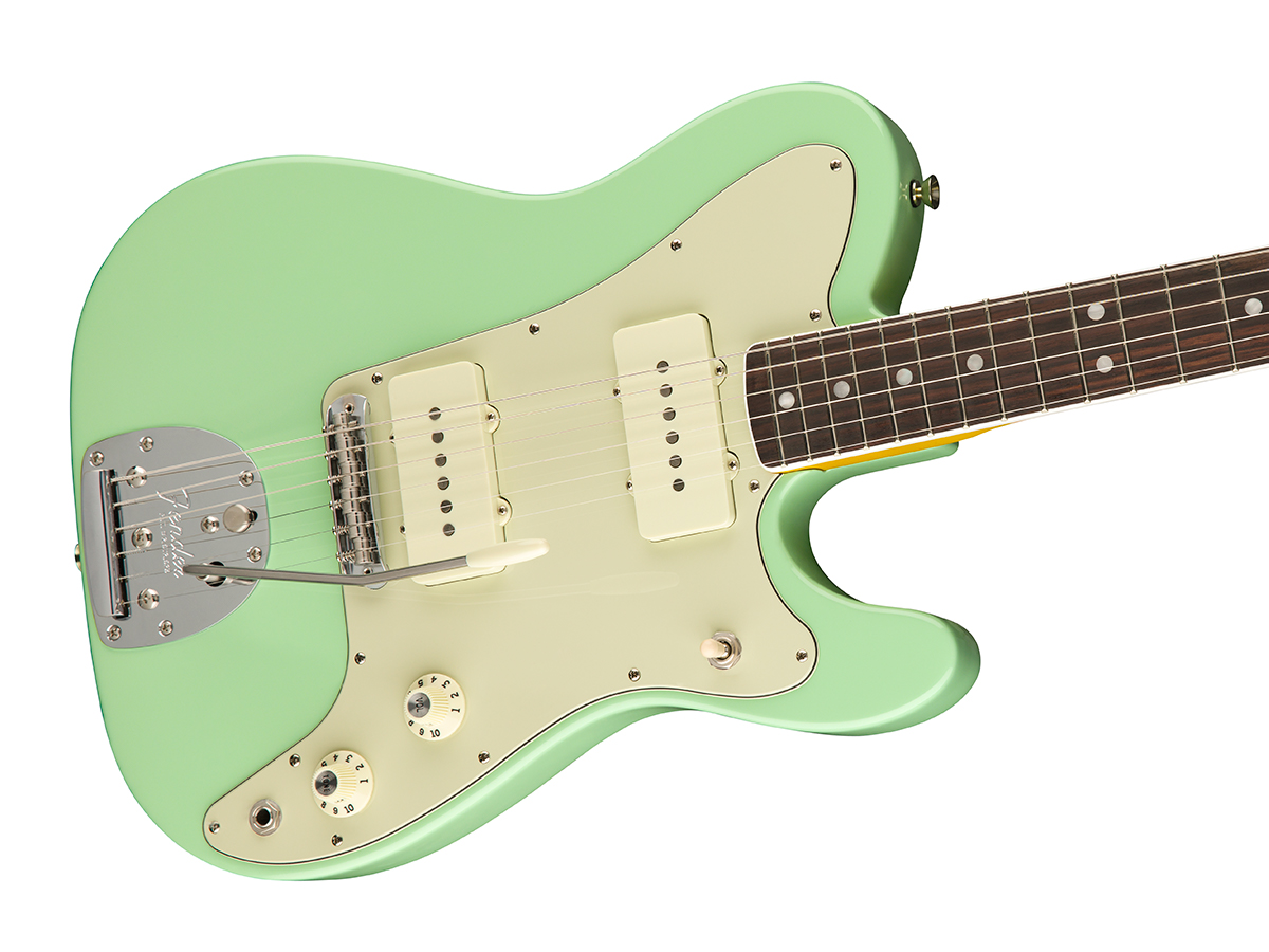 Meet Fender's Jazzmaster and Telecaster hybrid