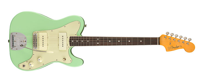 Fender Jazz-Tele Hybrid Parallel Universe