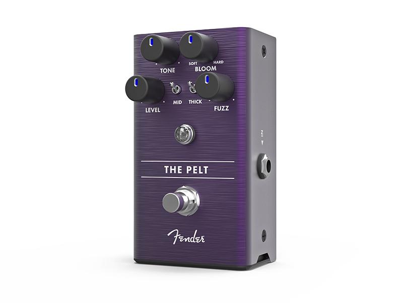 Fender Pelt Fuzz
