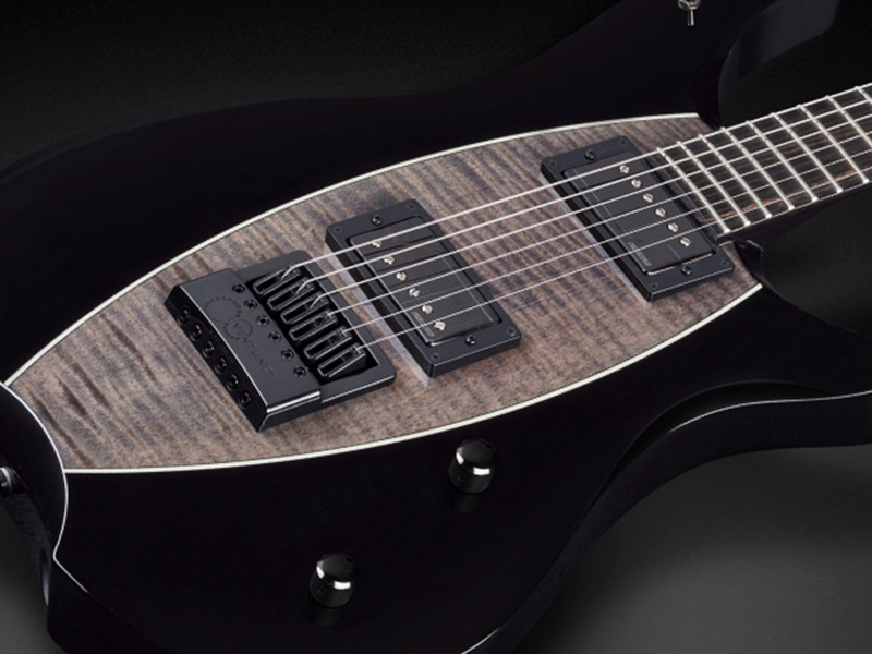 Framus releases Teambuilt edition of Devin Townsend signature