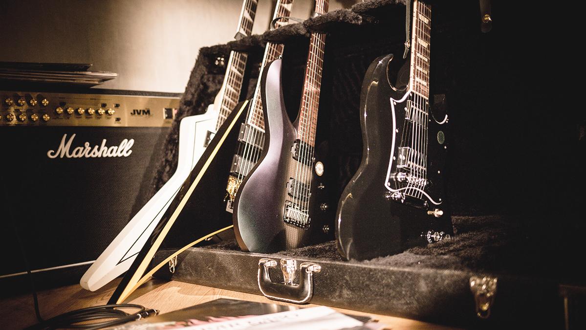 14 best electric guitars for metal under $1,000 - Guitar com