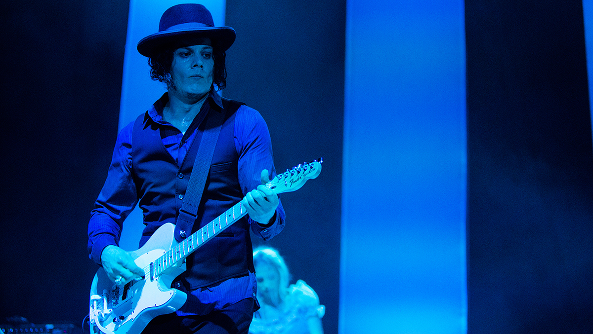 Eastwood announces replica of vintage Jack White guitar