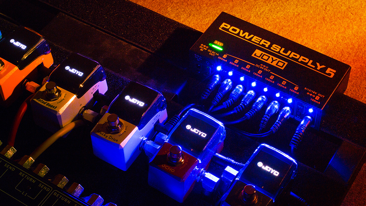Joyo Audio launches new, affordable power supply