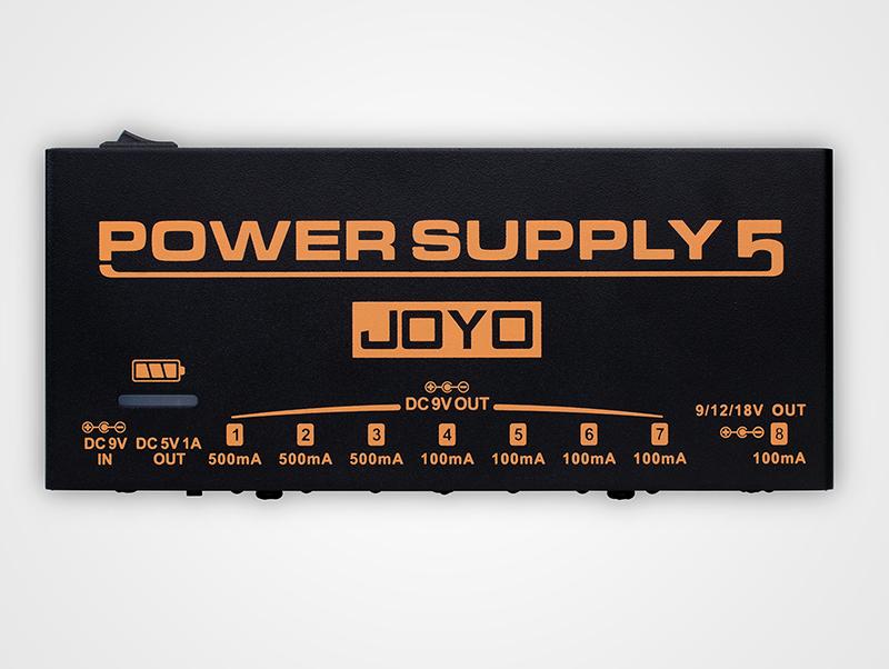 Joyo JP-05 Power Supply