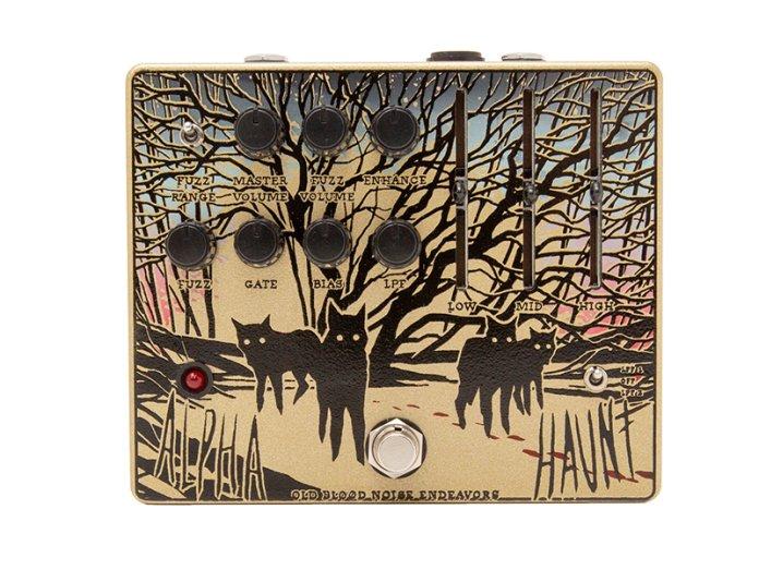 Old Blood Noise Endeavors Alpha Haunt best fuzz pedal