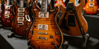 PRS Experience McCarty 594 Semi-hollow