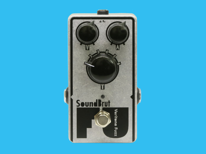 SoundBrut FU fuzz