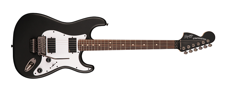 Squier Contemporary Active Stratocaster HH Metal Guitars