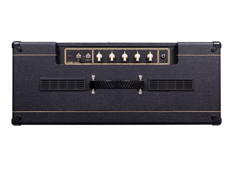 Vox AC30S1 top panel