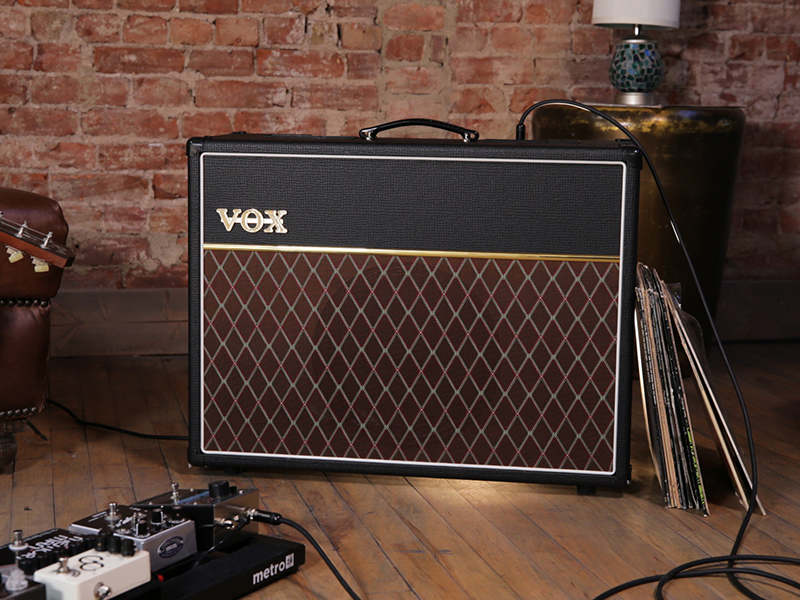 Vox releases a stripped-down AC30