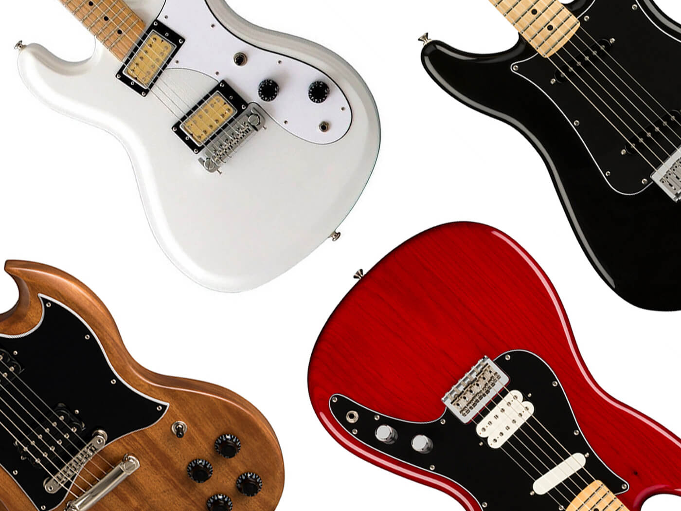 10 Best Electric Guitars For Punk Rock Guitar Com All Things Guitar
