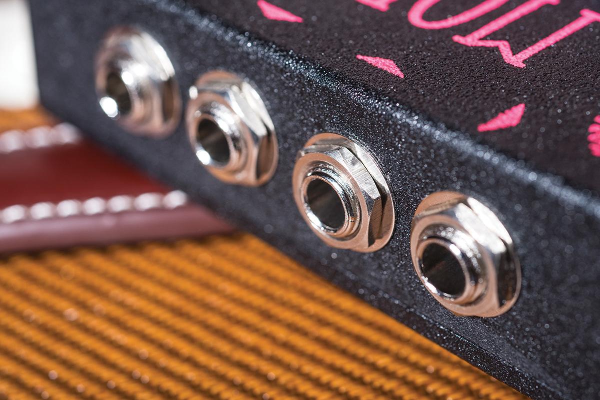 Monty's Guitars MORE! Double Boost w/ loop