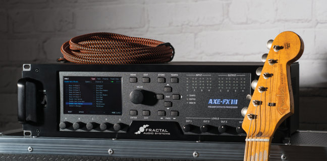 Fractal Audio systems Axe-Fx III Review - The Guitar Magazine