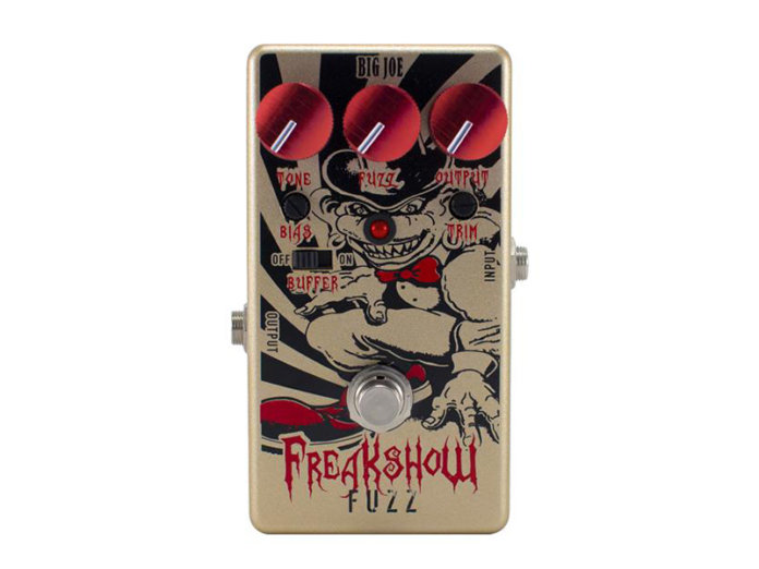 Big Joe Stomp Box Freakshow Fuzz pedal