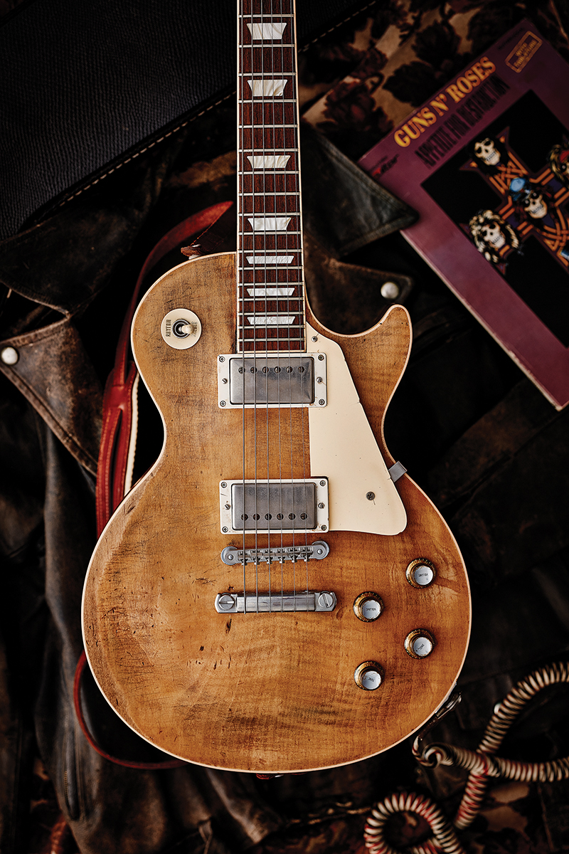 2005 Gibson Les Paul Faded
