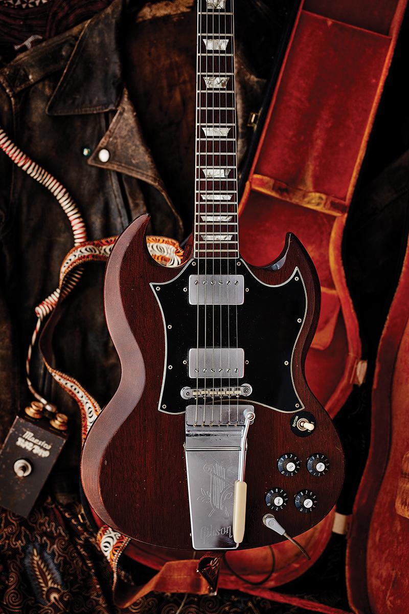 Gibson SG 1968 vintage