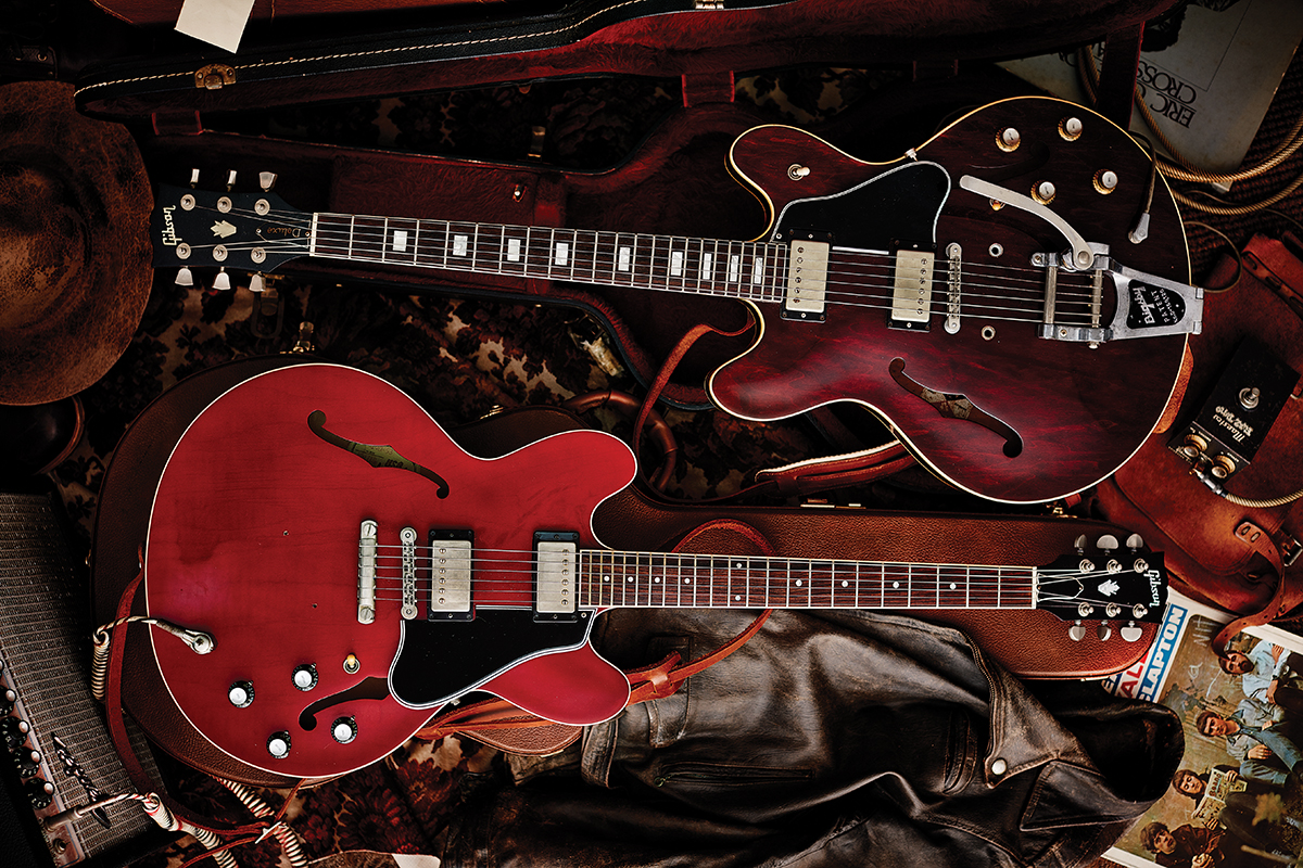 Gibson ES-335 vintage