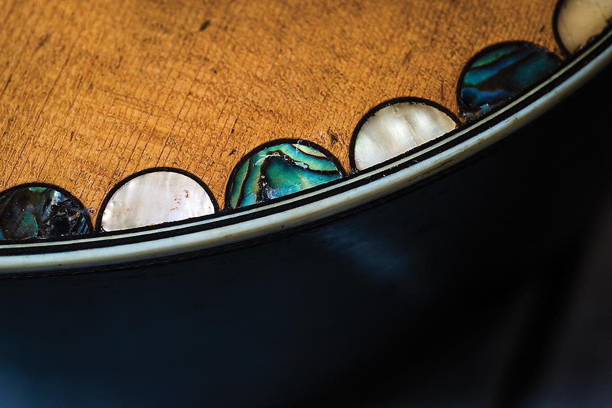 Museum Piece: CF Martin Sr Presentation Guitar