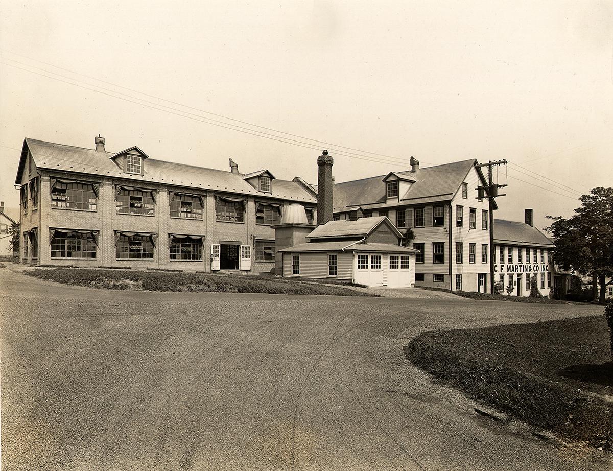 martin nazareth factory north street