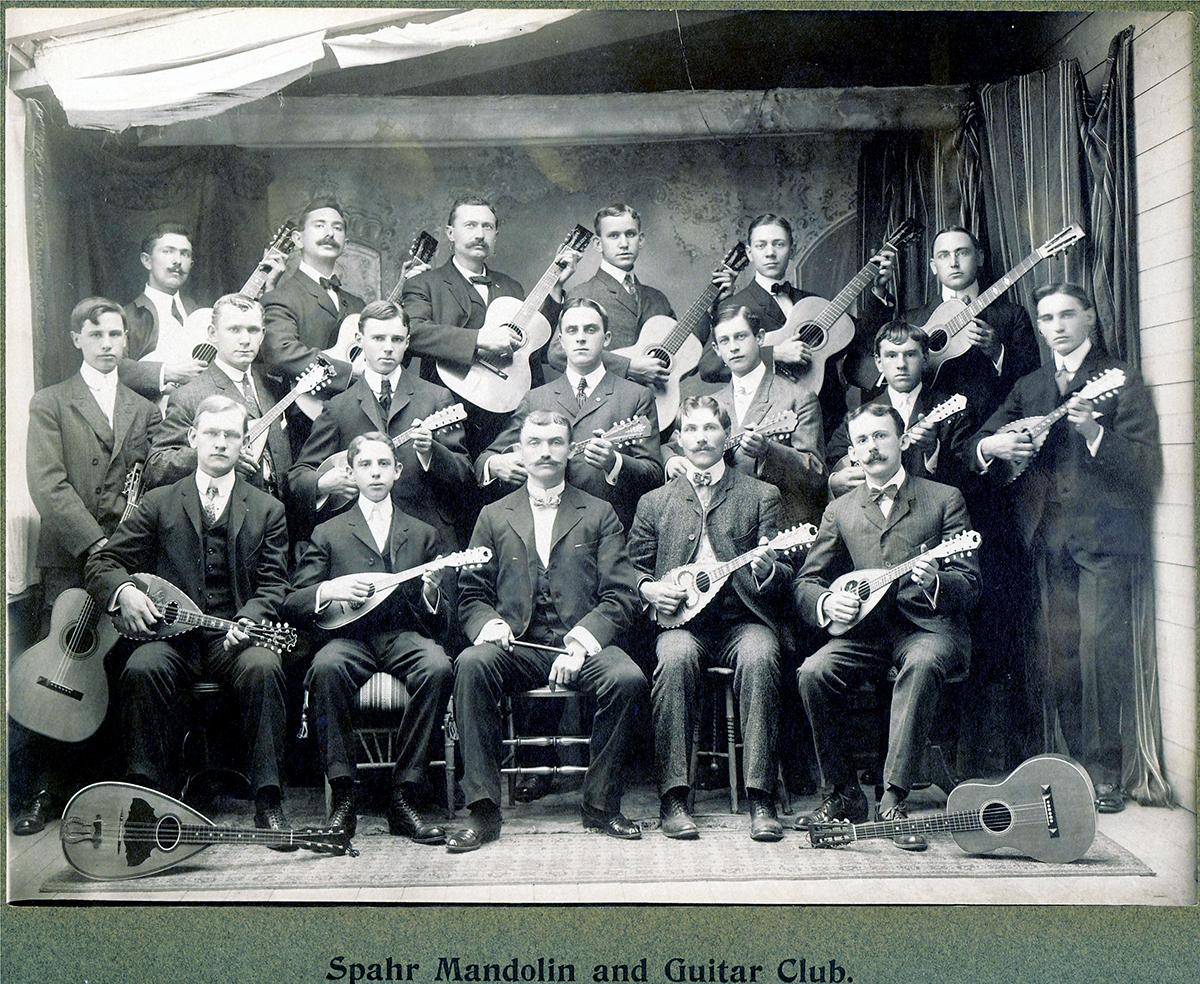 Spahr Mandolin & Guitar Club of Hoboken, New Jersey