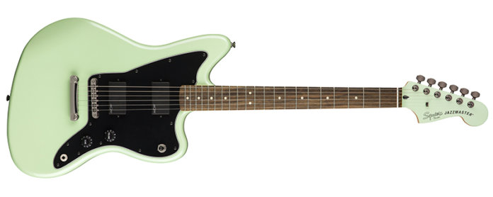 Squier Contemporary Active Jazzmaster HH ST