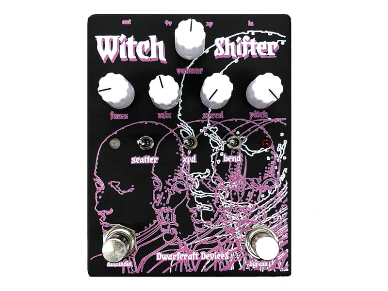 Dwarfcraft launches Witch Shifter and Reese Lightning - Guitar com
