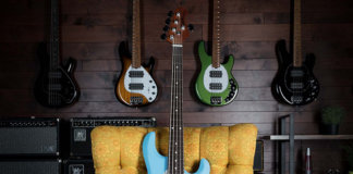 Ernie Ball Music Man Bass StingRay Special 5